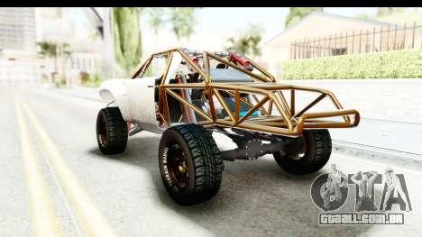 GTA 5 Trophy Truck IVF para GTA San Andreas esquerda vista