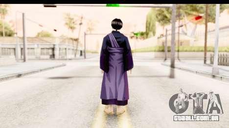 Miroku para GTA San Andreas segunda tela