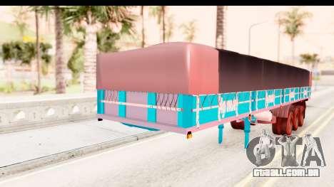 Trailer Brasil v4 para GTA San Andreas vista direita