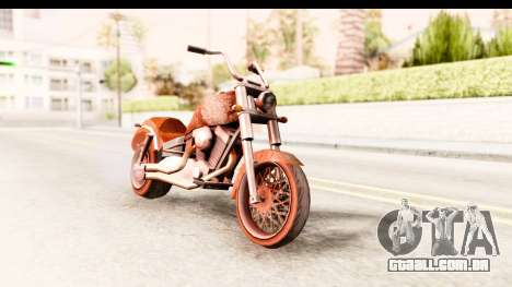 Rat Rod Freeway para GTA San Andreas