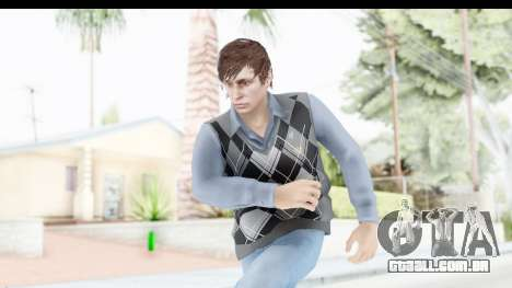 GTA 5 DLC Finance and Felony Skin para GTA San Andreas