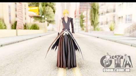 Bleach - Ichigo M para GTA San Andreas segunda tela