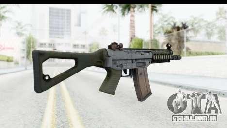 SG553 para GTA San Andreas segunda tela