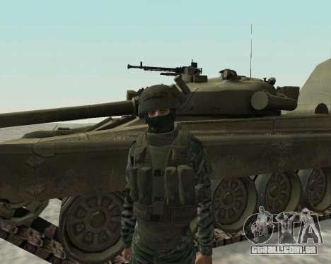 Pak combatentes aéreos para GTA San Andreas décimo tela
