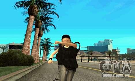 Feminino instrutor da SWAT para GTA San Andreas sexta tela