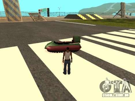 Cars spawn para GTA San Andreas quinto tela