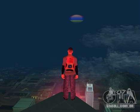 Lua nova arménio para GTA San Andreas