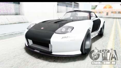 GTA 5 Bravado Banshee 900R Carbon Mip Map IVF para o motor de GTA San Andreas