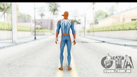 Spider-Man PS4 E3 para GTA San Andreas terceira tela