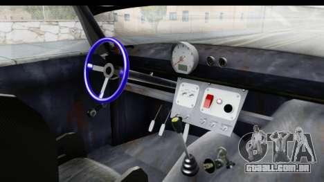 IZH Combi v2 para GTA San Andreas vista interior