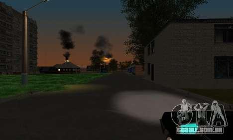 O novo bairro, perto de Arzamas para GTA San Andreas sétima tela