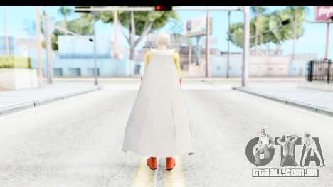 Saitama para GTA San Andreas terceira tela