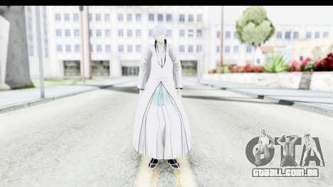 Bleach - Ichimaru para GTA San Andreas segunda tela