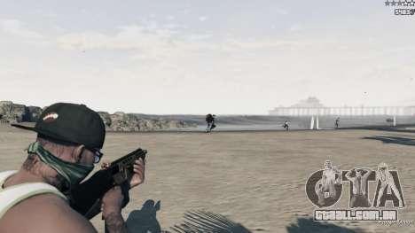 GTA 5 Extreme Blood 0.1 nono screenshot