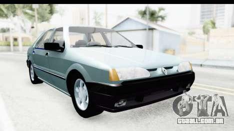 Renault 19 RE para GTA San Andreas vista direita