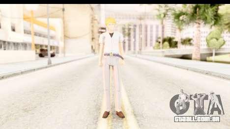 Bleach - Ichigo U para GTA San Andreas segunda tela
