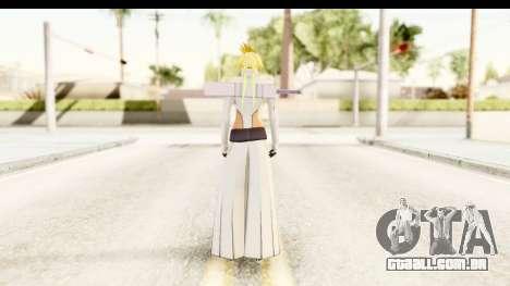 Bleach - Halibel para GTA San Andreas terceira tela