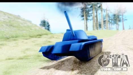 Tank M60 from Army Men: Serges Heroes 2 DC para GTA San Andreas vista direita