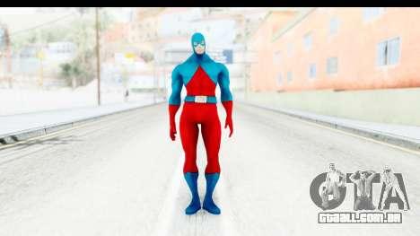 Injustice God Among Us - Atom para GTA San Andreas segunda tela