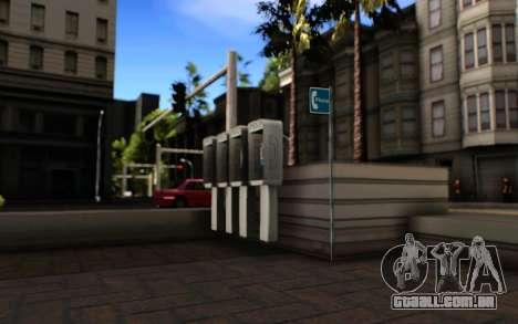 More Details In Map Of San Fierro v0.1 para GTA San Andreas nono tela
