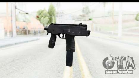 Brügger & Thomet MP9 para GTA San Andreas segunda tela