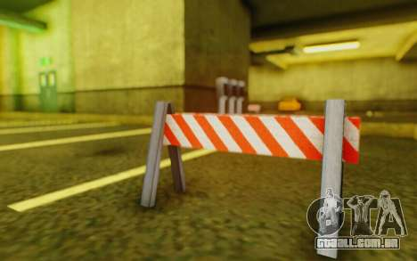 More Details In Map Of San Fierro v0.1 para GTA San Andreas sexta tela