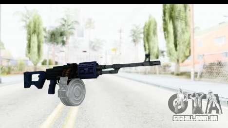 GTA 5 Shrewsbury MG para GTA San Andreas