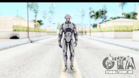 Marvel Heroes - Ultron Uncanny Avengers para GTA San Andreas segunda tela