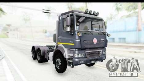 Tatra Phoenix Agro Truck v1.0 para GTA San Andreas vista direita