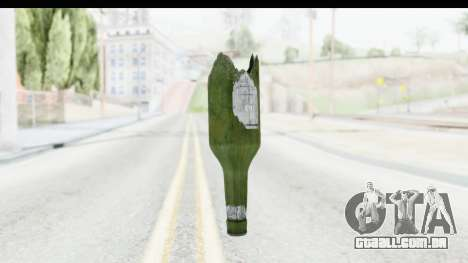 GTA 5 Broken Bottle para GTA San Andreas segunda tela