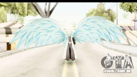 Bleach - Toshiro B para GTA San Andreas segunda tela