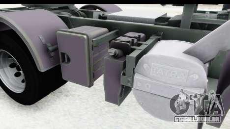 Tatra Phoenix Agro Truck v1.0 para GTA San Andreas vista interior