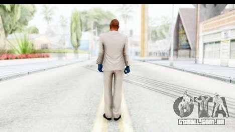 Payday 2 - Jiro para GTA San Andreas terceira tela