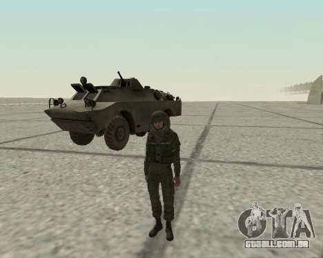 Pak combatentes aéreos para GTA San Andreas terceira tela