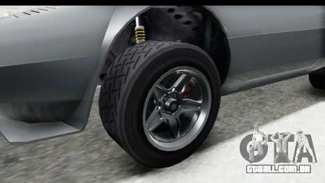 GTA 5 Lampadati Tropos Rallye para GTA San Andreas vista traseira