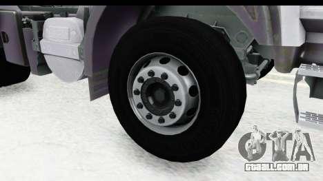 Tatra Phoenix Agro Truck v1.0 para GTA San Andreas vista traseira