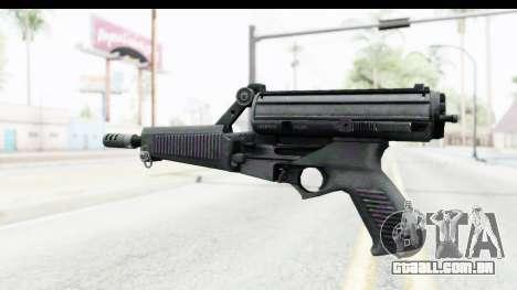 Calico M950 para GTA San Andreas segunda tela