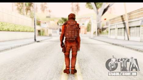 Homefront The Revolution - KPA v2 Red para GTA San Andreas terceira tela