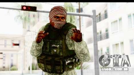 Global Warfare Arab para GTA San Andreas