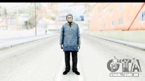 Silent Hill Downpour - Doctor para GTA San Andreas segunda tela
