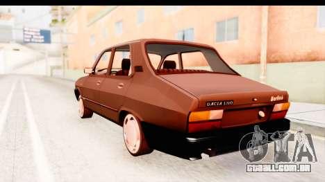 Dacia 1310 LI para GTA San Andreas esquerda vista