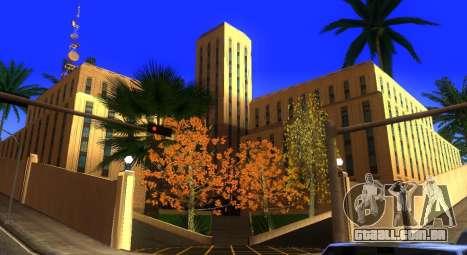 Novas texturas de um skate Park e hospital para GTA San Andreas sexta tela
