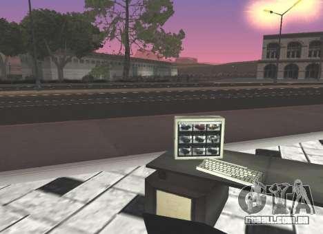 O Grotti concessionária em San Fierro para GTA San Andreas segunda tela