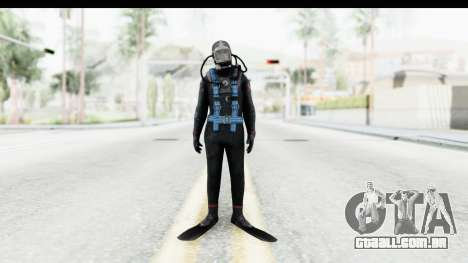 Silent Hill Downpour - Diver para GTA San Andreas segunda tela