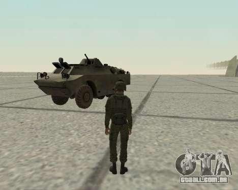Pak combatentes aéreos para GTA San Andreas por diante tela