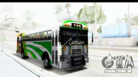 Ruta 135 para GTA San Andreas