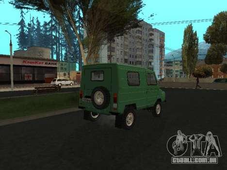 LuAZ 969М v2 para GTA San Andreas