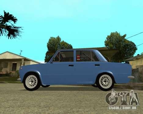 VAZ 2101 Arménia para GTA San Andreas vista direita