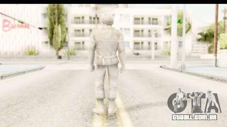 ArmyMen: Serge Heroes 2 - Man v1 para GTA San Andreas terceira tela