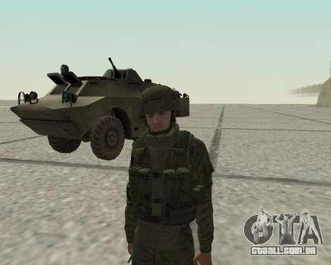 Pak combatentes aéreos para GTA San Andreas segunda tela